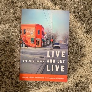 📚 Live and Let Live by Evelyn M. Perry